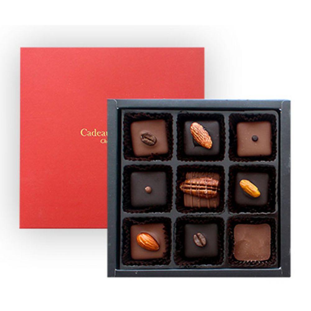 뉴씬시어 초콜릿(9구)