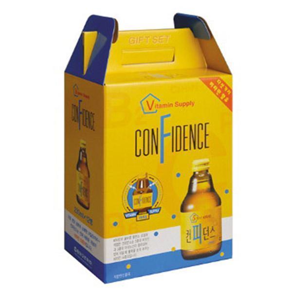 컨피던스 병(선물용) 230ML(1 BOX   12개입)