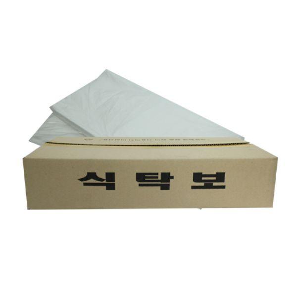 일회용 비닐 식탁보 기본형 50매