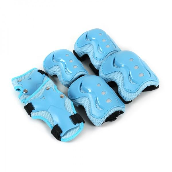 어린이 자전거 인라인 보호대 블루 N-7170