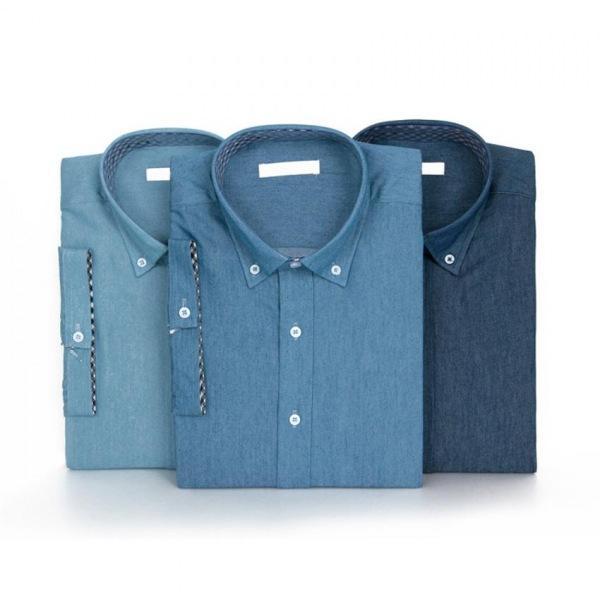 남자셔츠 캐주얼 청해지 반팔 셔츠 J0416013
