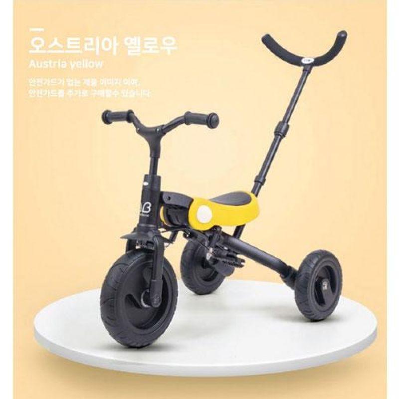 벤 트라이크 멀티플(90245) 가드포함 유모카 유아자전거 세발자전거 유아바이크 접이식자전거