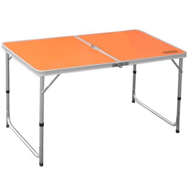 휴대용 접이식테이블 오렌지