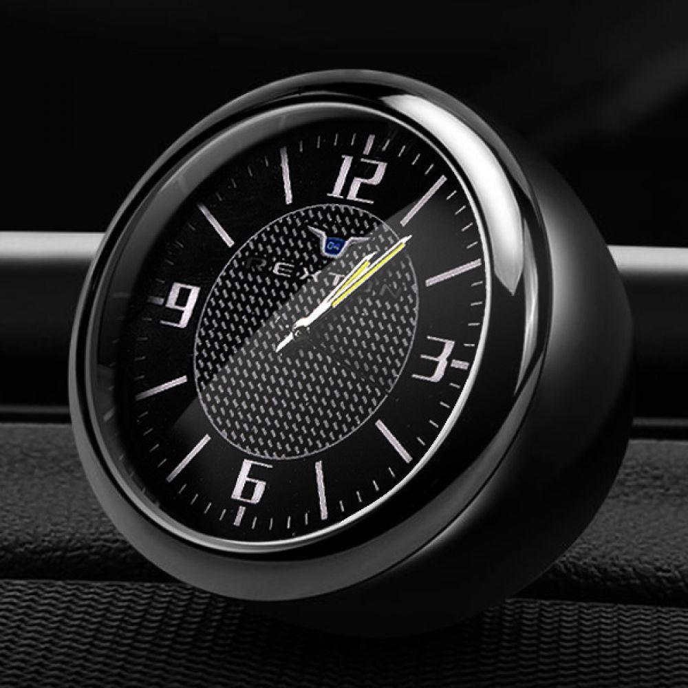 차량용 아날로그 클래식 시계 G4 렉스턴