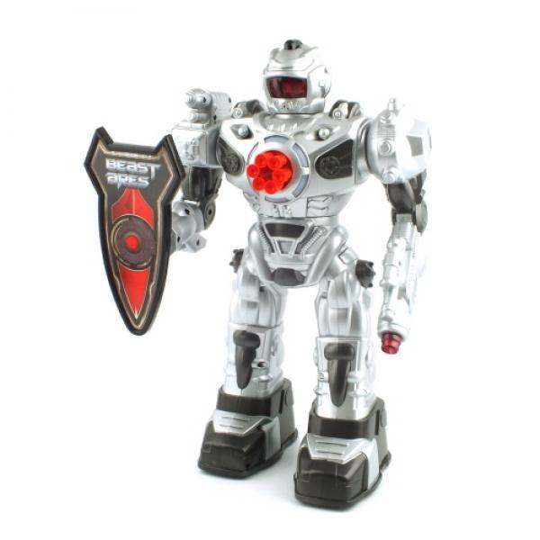 적외선 IR X-ROBOT St.Lion Ares (JK789162SI) IR 무선조종 로봇