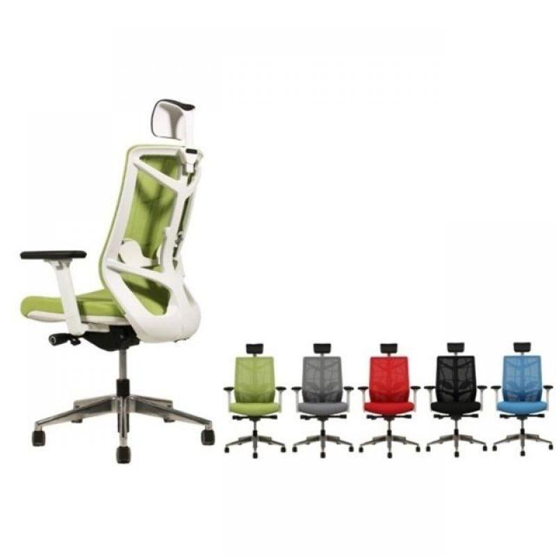 높낮이 등판각도 조절 조절팔 블랙 사무실 학생용 컴퓨터 사무용 의자 12