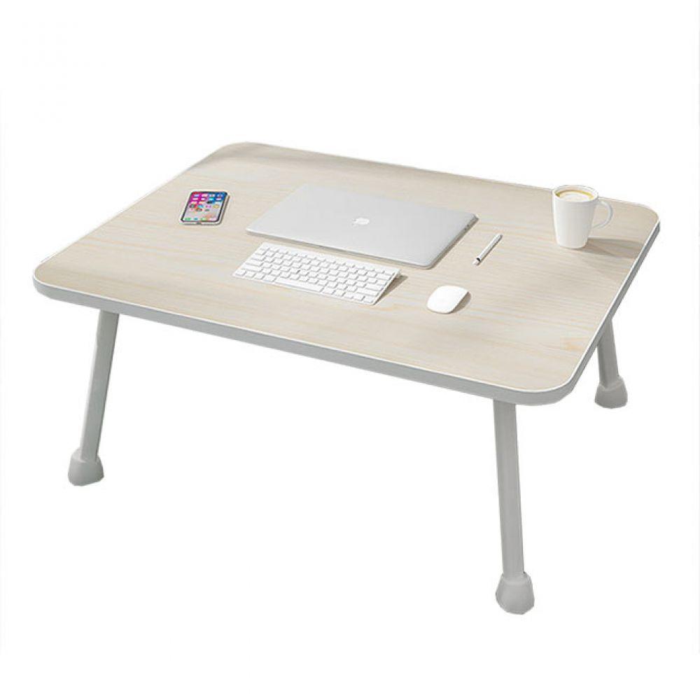 튼튼하고 편리한 접이식 우드 좌식책상