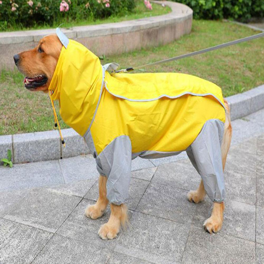 큰강아지비옷 강아지비옷 강아지우비 애견우비 강아지레인코트 강아지바람막이 중형견비옷 중형견우비 강아지우의 개우비