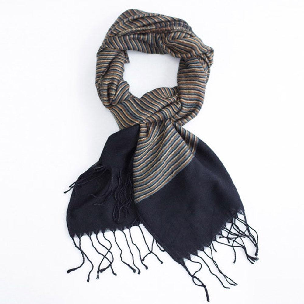 양면 여성 스카프 앞뒤 디자인 머플러 목도리