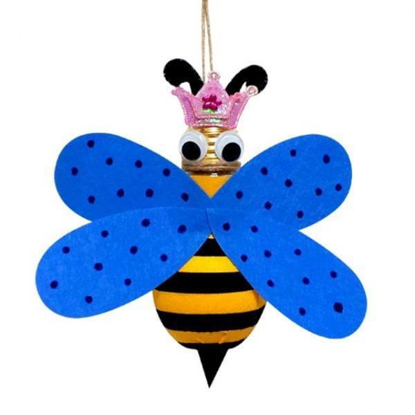 (만들기재료)전구 여왕벌 만들기 5개묶음