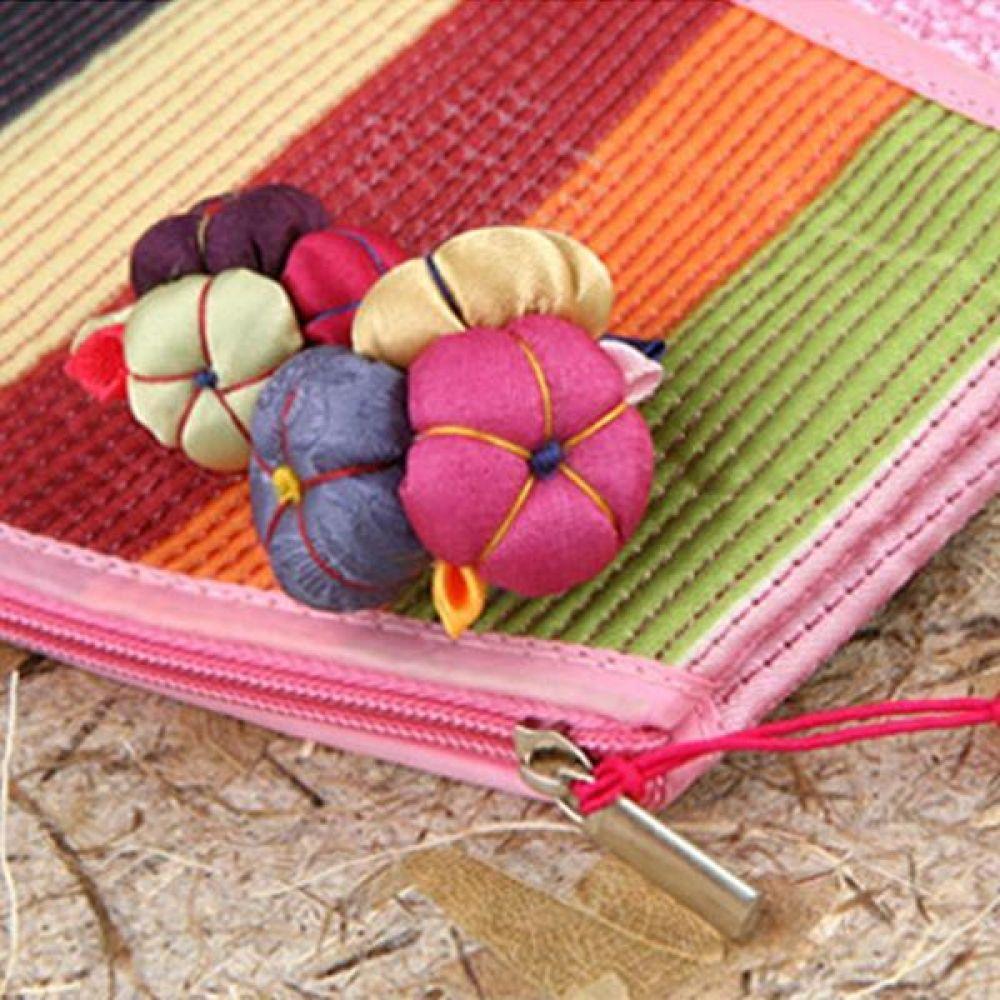 전통 꽃 브로치/설날/추석/외국인선물
