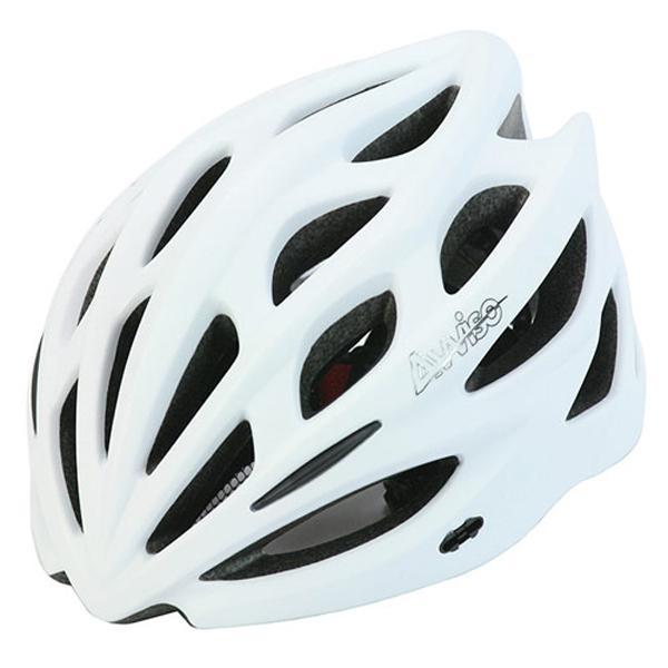 Avviso 라이딩자전거헬멧 무광화이트
