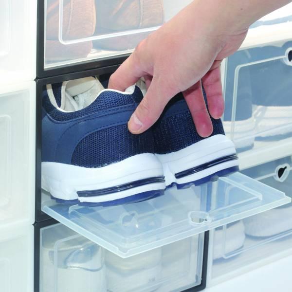 신발정리함 고급형 신발상자 신발선반 신발수납 신발정리 신발보관