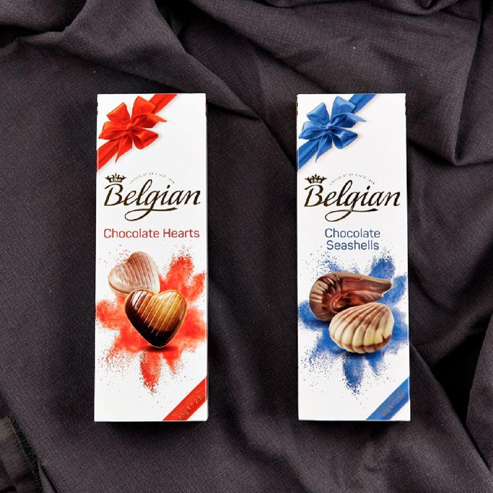 벨지안초콜릿 시셀 65g 초콜릿 초코렛 발렌타인데이 화이트데이