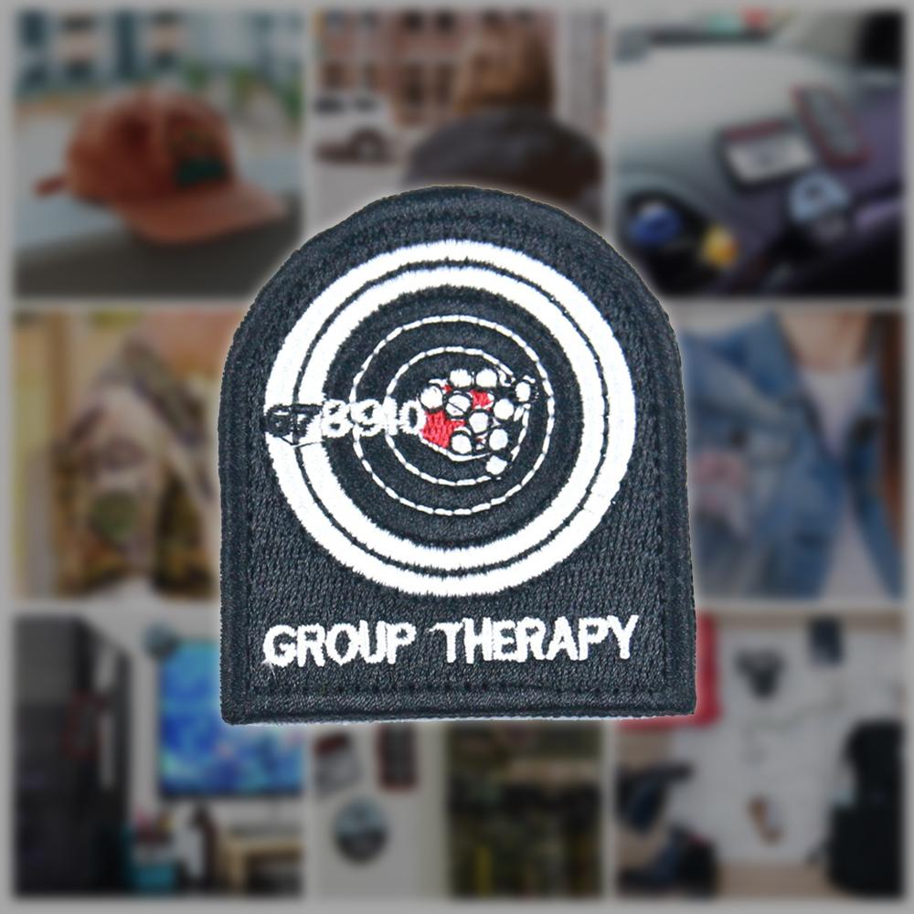 밀리터리 패치 와펜 group therapy 서바이벌