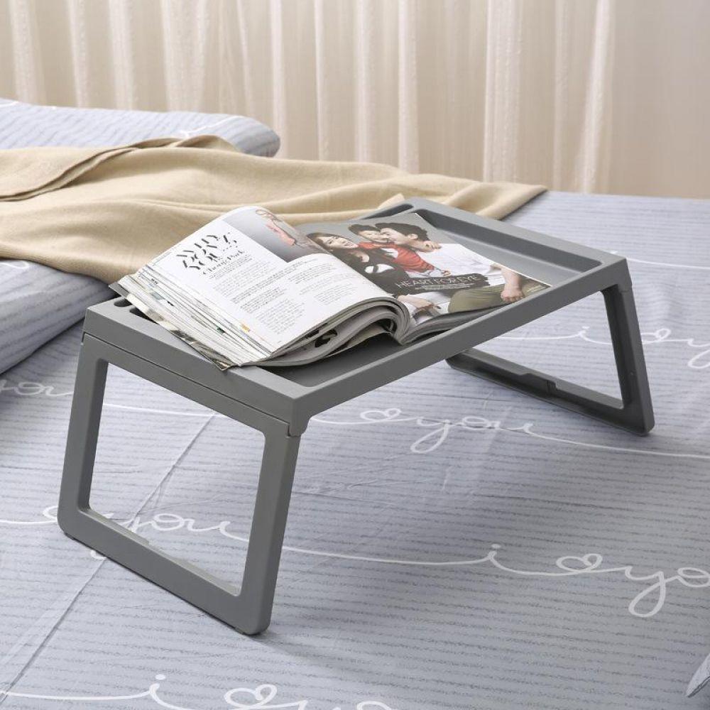 침대책상 미니책상 접이식책상 다용도 좌식테이블 캠핑용책상 1인용밥상 노트북책상 침대테이블 노트북테이블