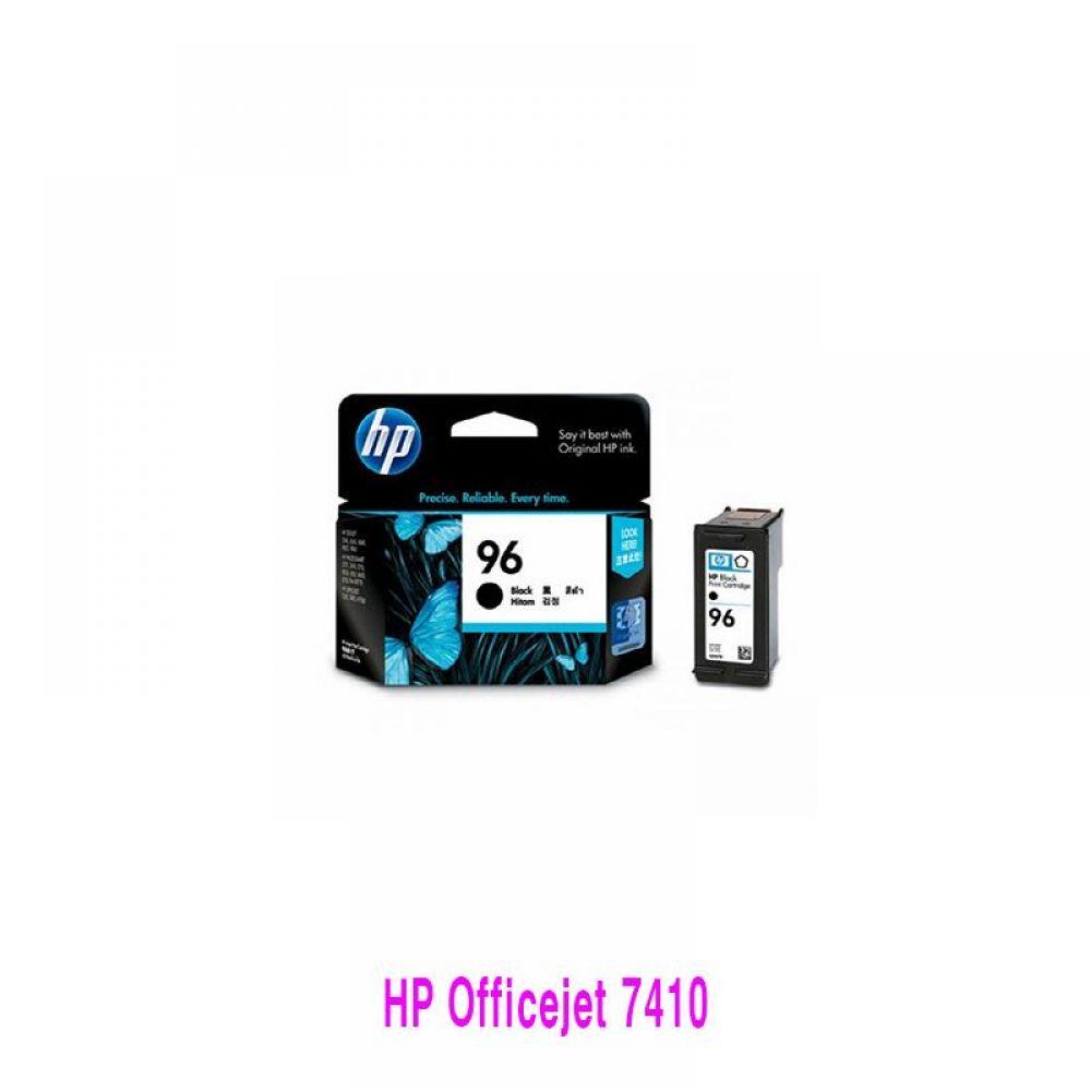 HP Officejet 7410(NO96)검정 정품잉크