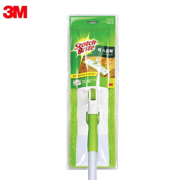 3M 스카치브라이트 청소용품 퀵스위퍼 막대걸레 [제작 대량 도매 로고 인쇄 레이저 마킹 각인 나염 실크 uv 포장 공장 문의는 네이뽕]