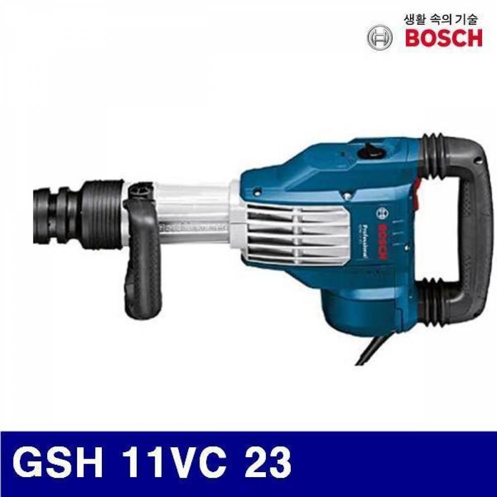 엑스캅터 - 보쉬 5067161 파괴해머 GSH 11VC 23 1 700 (1EA)