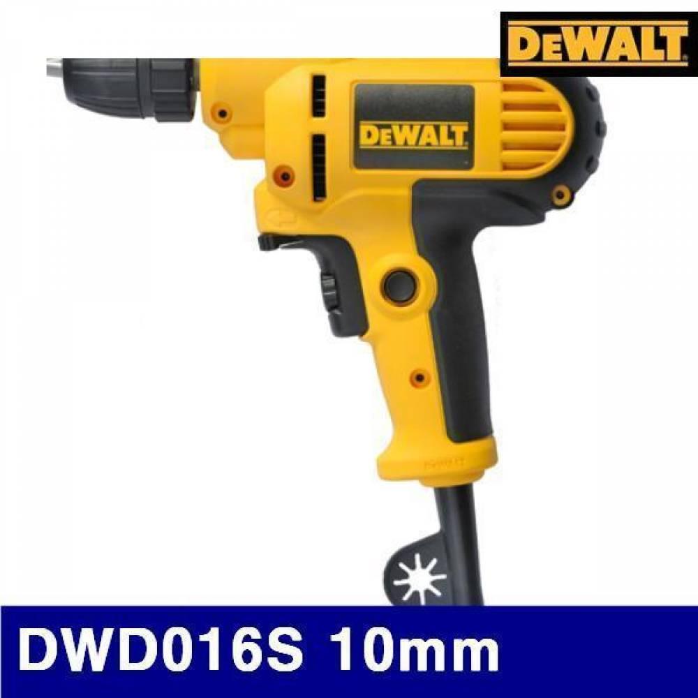 엑스캅터 - 디월트 5091104 전기드릴 DWD016S 10mm (1EA)