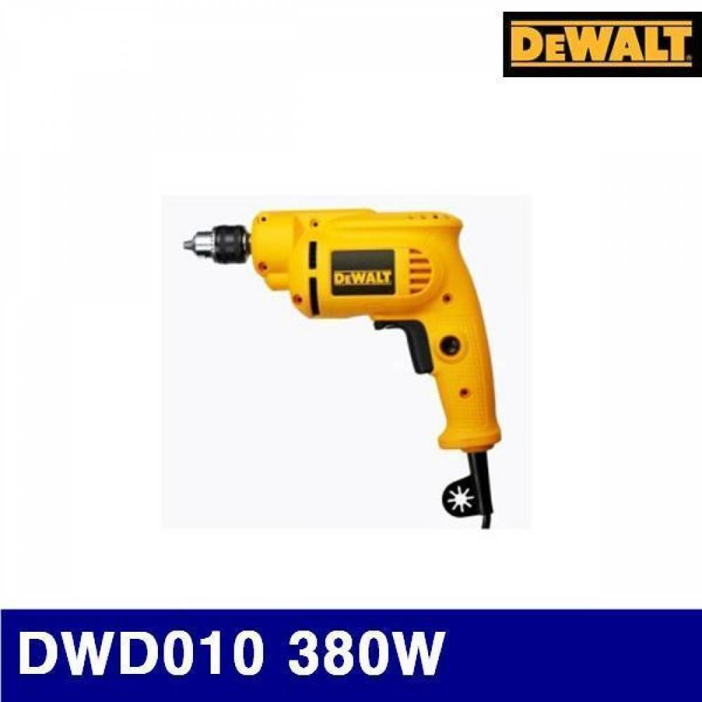 엑스캅터 - 디월트 631-0204 전기드릴 DWD010 380W 0-3 600 (1EA)