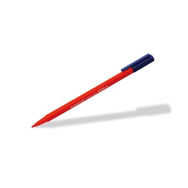 스테들러 트리플러스 칼라 323-FN 수성사인펜