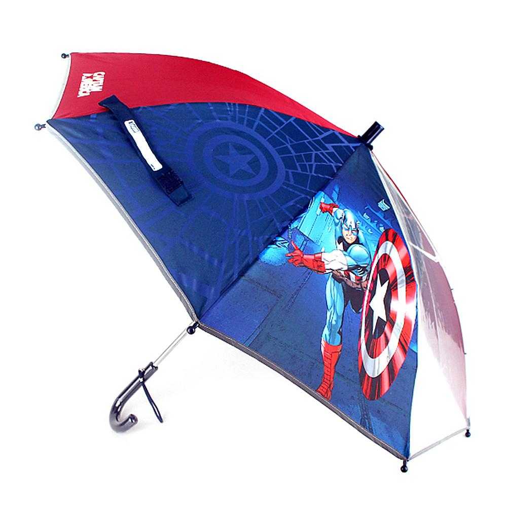 MV0461 캡틴아메리카 크랙 우산 53 우산 유아우산 아기우산 아동우산 어린이우산 초등학생우산 캐릭터우산 캐릭터장우산 자동우산 3단자동우산