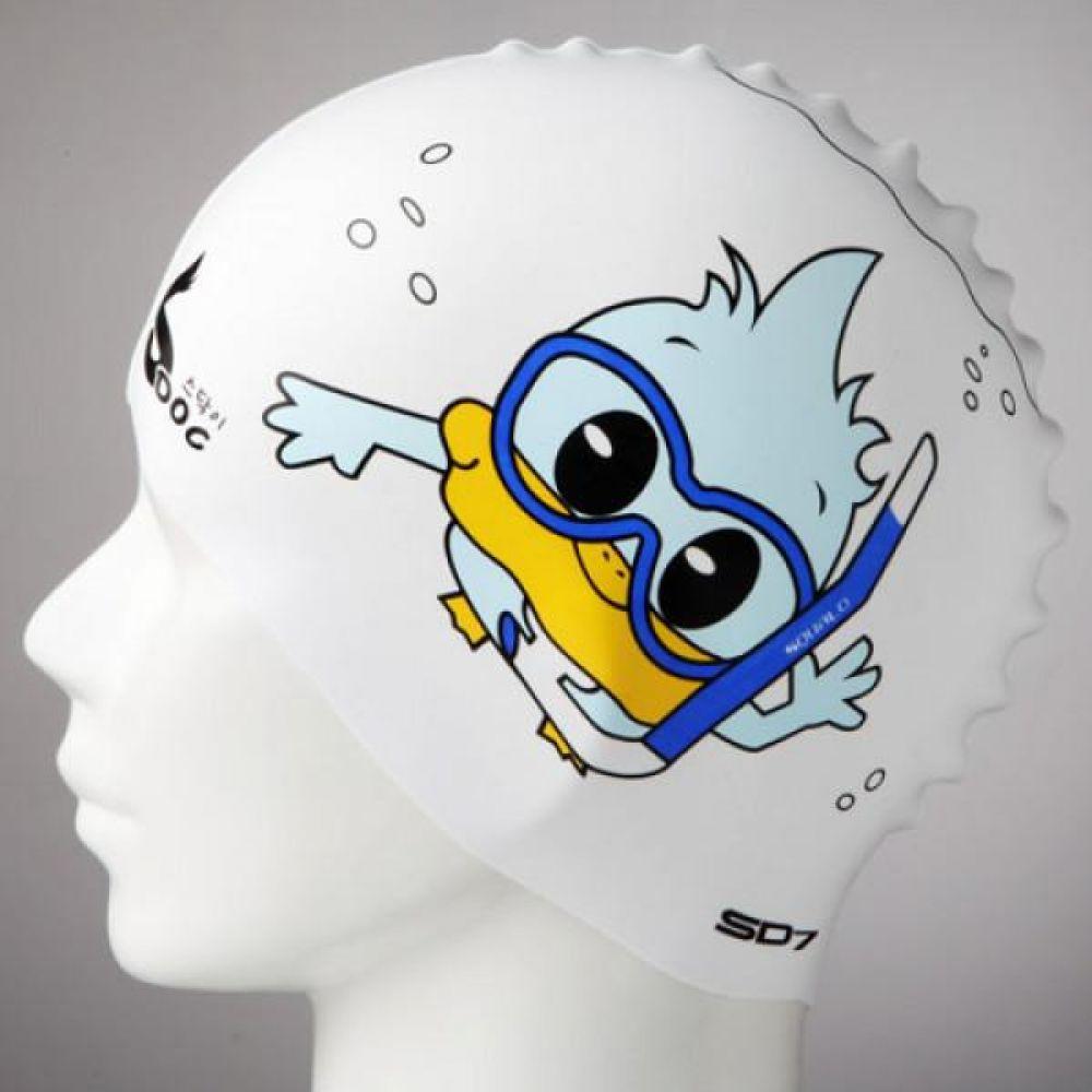 SGL-CA278 스노클스닥 스페셜에디션 스닥이시리즈 SD7 실리콘수모 실리콘수모 수영모자 수영용품 수영모 수영수모