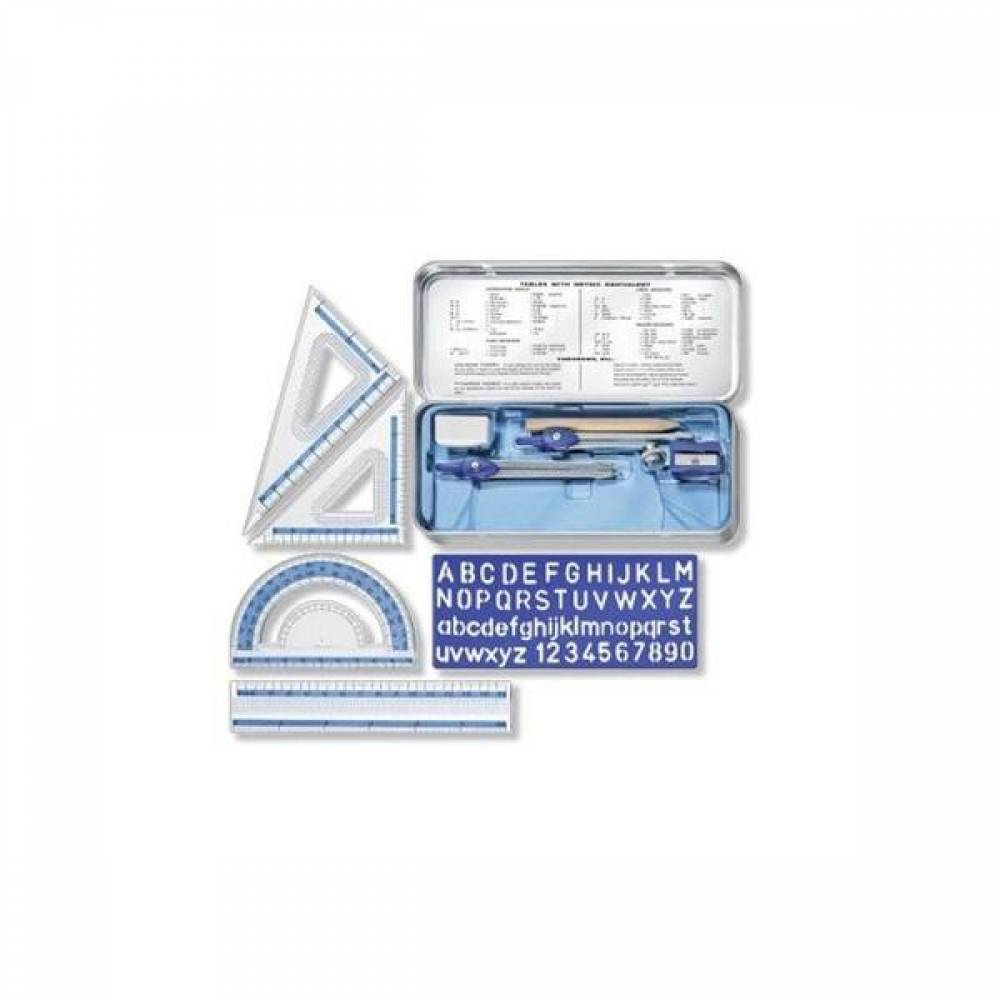 스테들러 노리스클럽 557 10 수학교구 세트 [제작 로고 인쇄 홍보 기념품 판촉물]