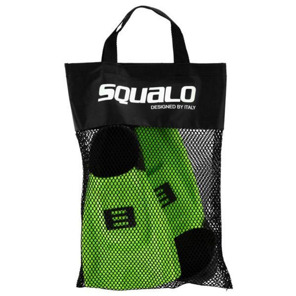 IR_EII001 스쿠알로 망사가방-BLK 수영가방 방수가방 수영용품 운동가방 스포츠가방