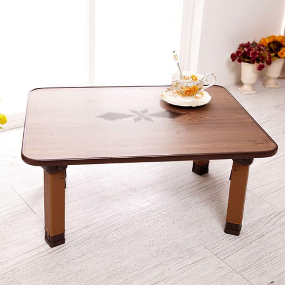 엔틱 티테이블 중 좌식밥상 좌식테이블 다용도상 밥상 접이식테이블 다용도상 접이식좌탁 접이식밥상 테이블