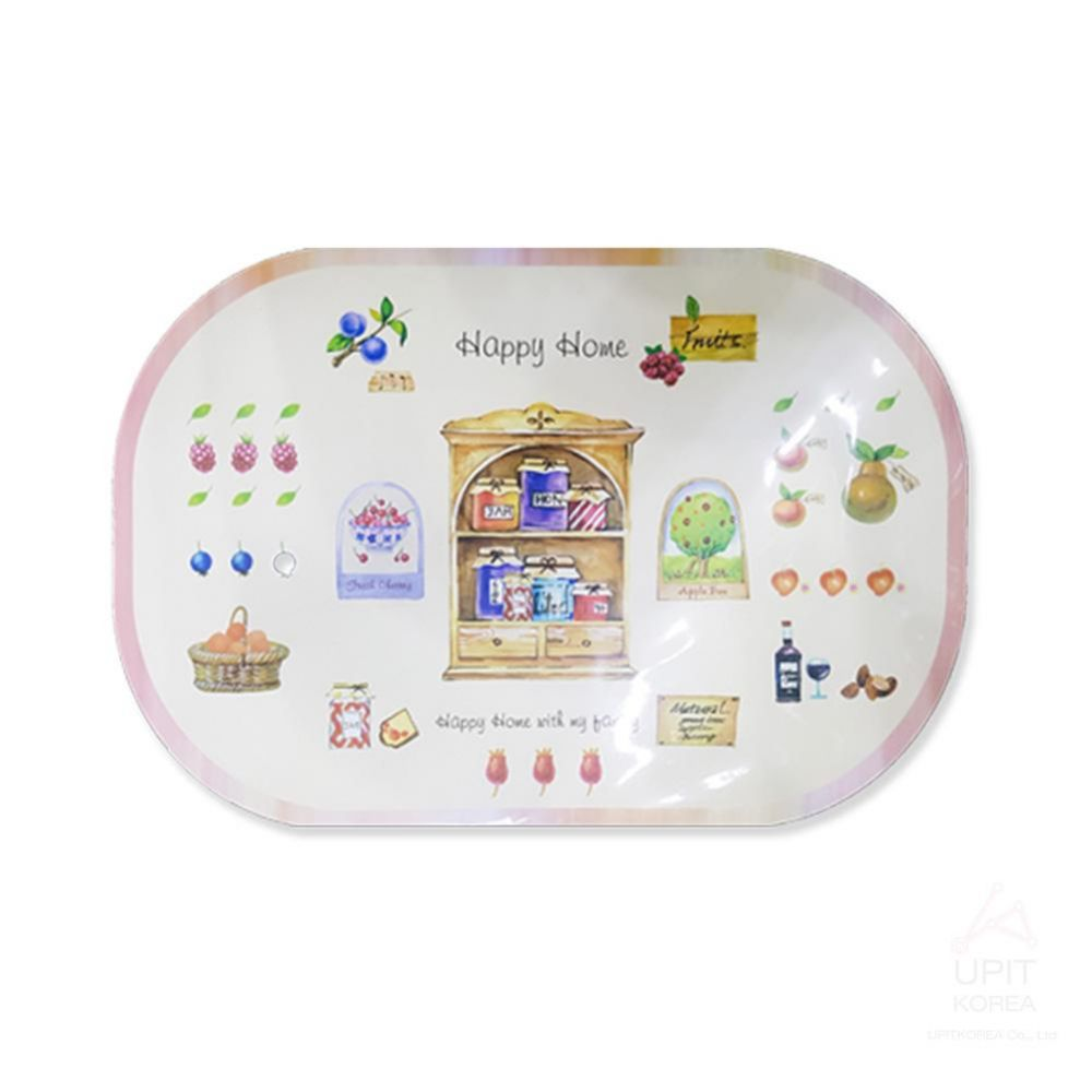 해피홈핑크 식탁매트_0700 생활용품 가정잡화 집안용품 생활잡화 잡화