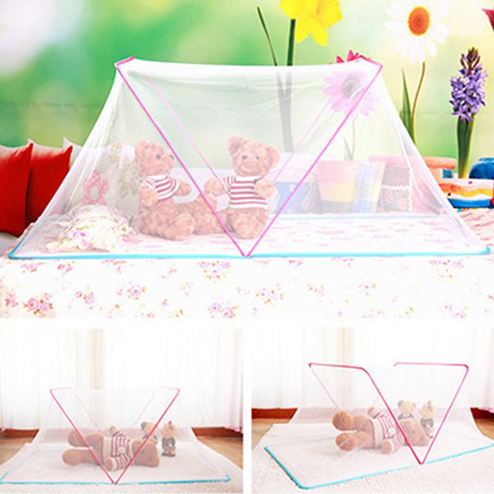 폴딩 유아모기장 접이식 아기 애기 침대모기장 방충망
