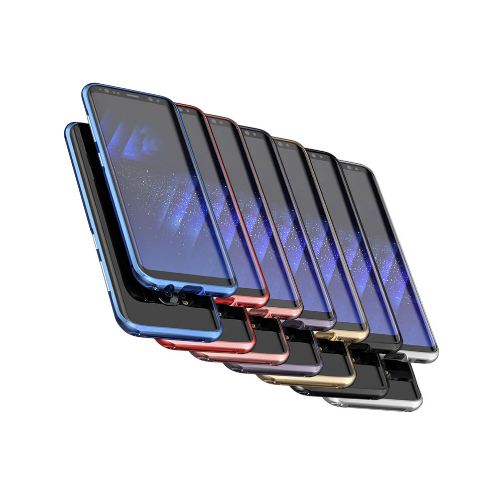 P088 아이폰7 조립형 매트 슬림 범퍼 하드 케이스
