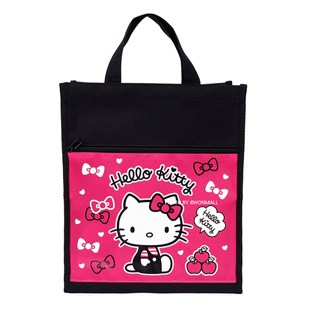KTH-TA05P 키티 보조가방-핑크 보조가방 크로스백 학원가방 소풍가방 아동보조가방 어린이보조가방 키즈보조가방 캐릭터보조가방 초등학생보조가방 아동크로스백
