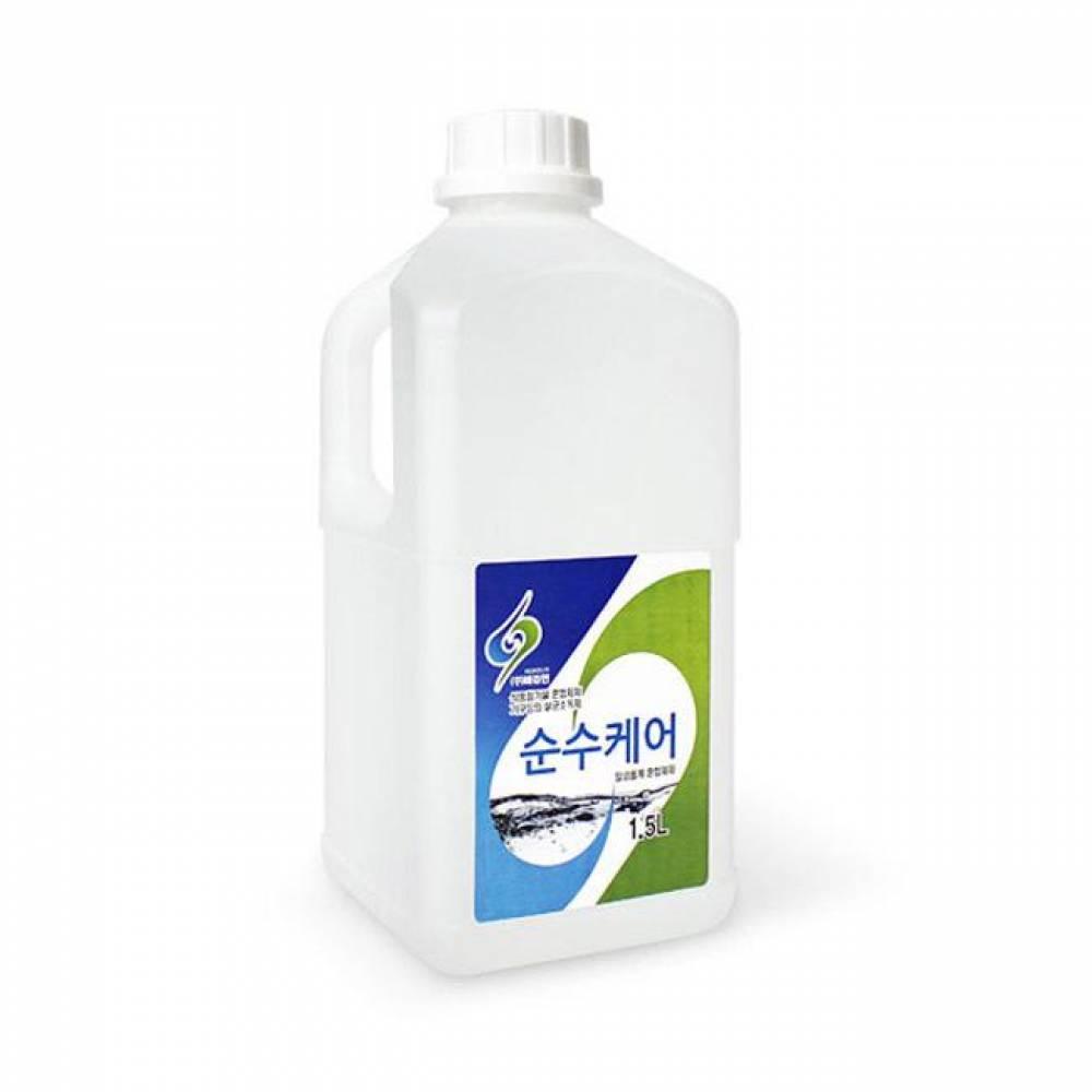 순수케어 살균소독제 1.5L - 리필형