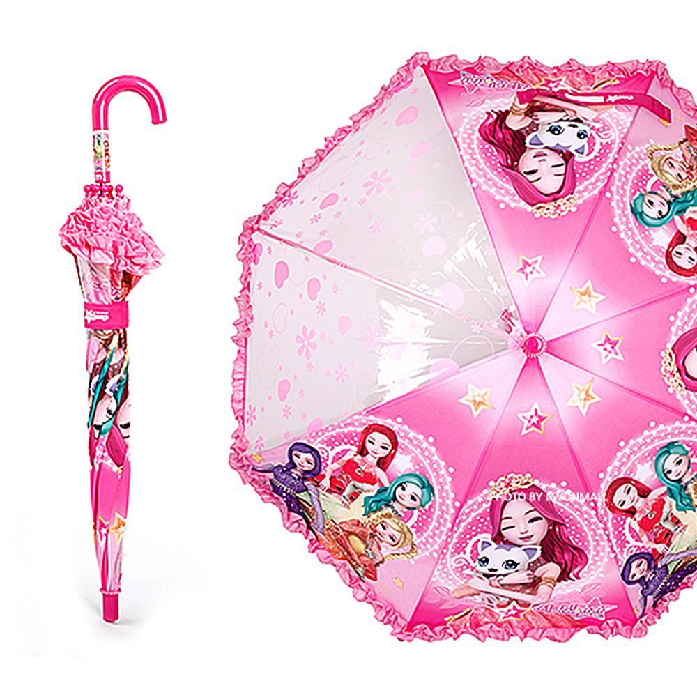 시크릿쥬쥬 허그 우산 50 우산 유아우산 아기우산 아동우산 어린이우산 초등학생우산 캐릭터우산 캐릭터장우산 자동우산 3단자동우산