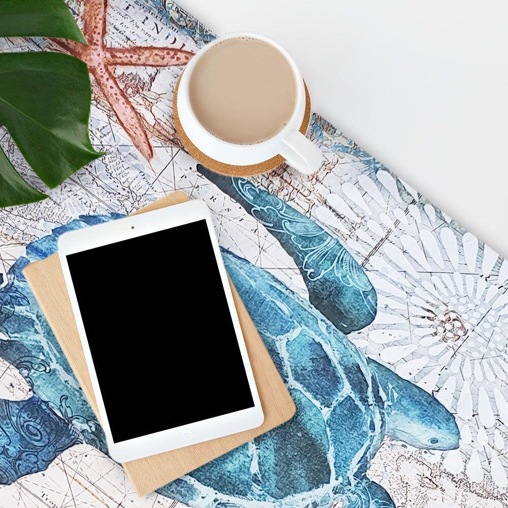 대형 패브릭 포스터 바다거북 S