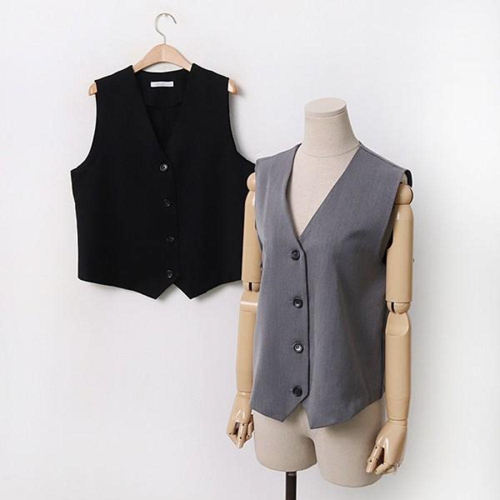빅사이즈 005 어반 벨트 브이베스트 DNN9493 빅사이즈 여성의류 미시옷 임부복 005어반벨트브이베스트DNN9493