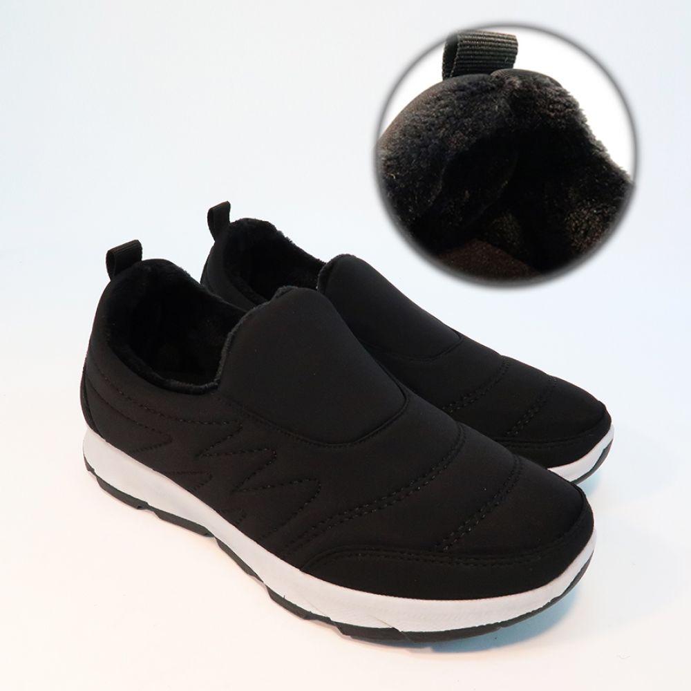 남자신발 방한 퍼패딩슈즈 2928-1 남성화 남자신발 남자방한화 겨울신발 편한신발