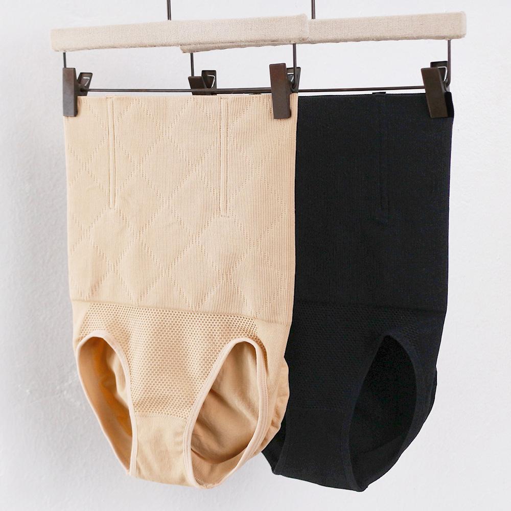 미시옷 0056RL001 스프링와이어하이팬티 WS 빅사이즈 여성의류 빅사이즈 여성의류 미시옷 임부복 똥배쏘옥하이팬티