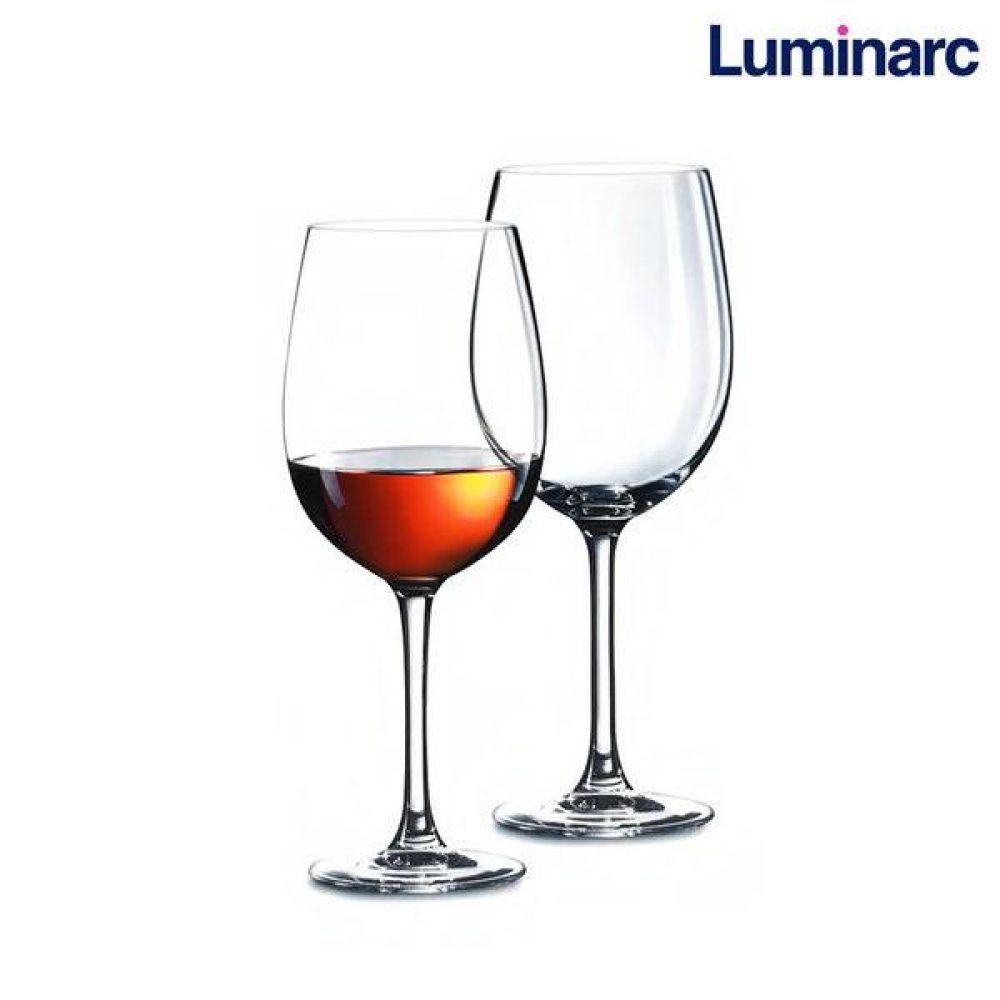 루미낙 쏘와인(N7910) 2p 470ml 와인컵 와인잔 샴페인잔 주방용품 컵