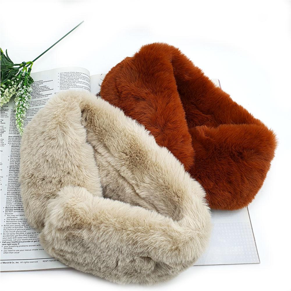 사각자석 퍼목도리 털목도리 여성목도리 겨울목도리 목도리 여자목도리 머플러 퍼 퍼머플러 퍼목도리 겨울목도리
