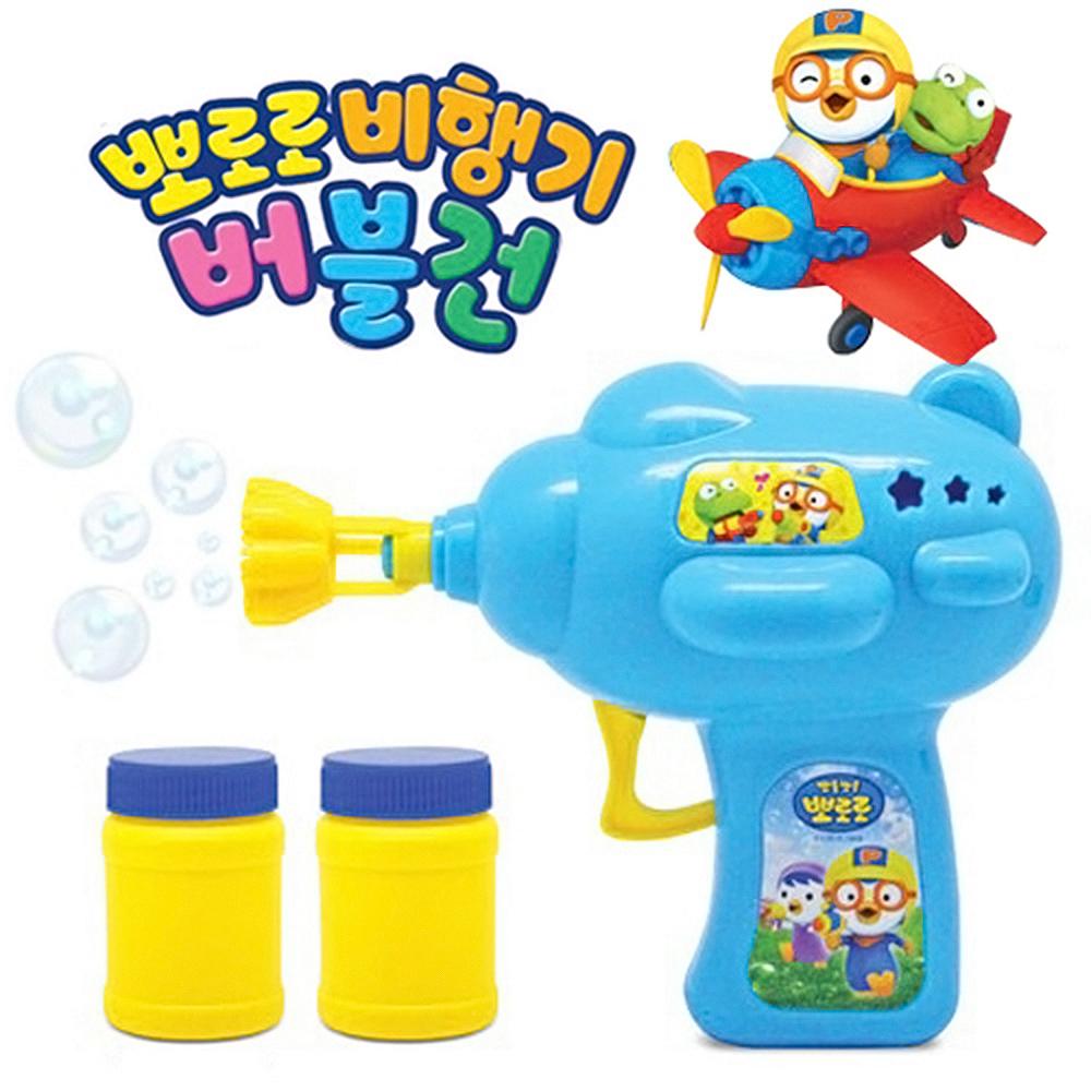 뽀로로 비행기 버블건-8EA 장난감차 장난감자동차 유아자동차 어린이자동차 장난감 아기장난감 아기선물 유아장난감 애기선물 어린이장난감