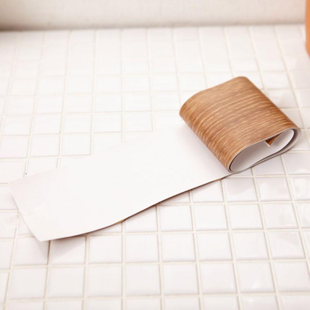 무늬목 보수 테이프 레드오크 시트지 바닥시트지 시트지 무늬목 바닥시트지 테이프 보수테이프