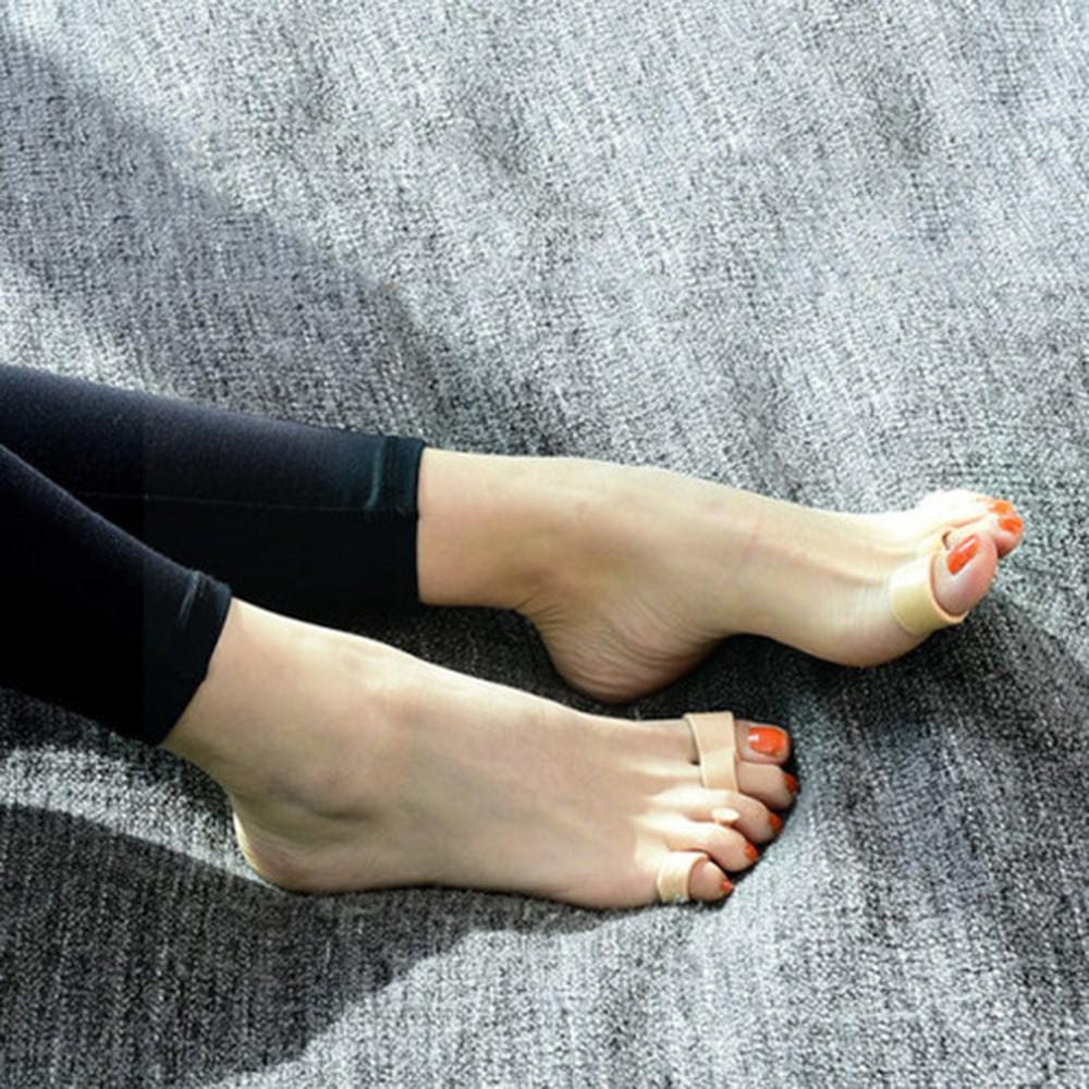 발가락 건강 보호대 밴드 SGS인증 바른 자세 발가락링