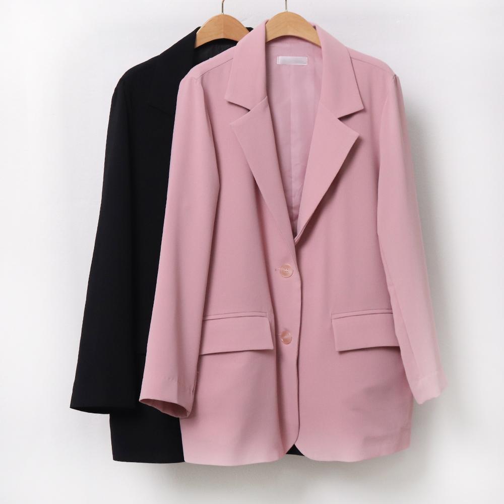 미시옷 9275L004 타임모던 클래식 자켓 YP 빅사이즈 여성의류 빅사이즈 여성의류 미시옷 임부복 모던스프링롱자켓